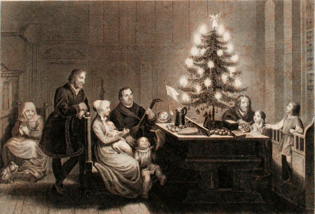 kerstboomluther