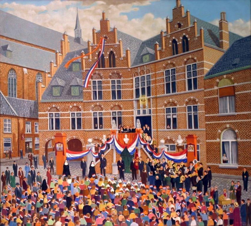 koninginnefeest1938