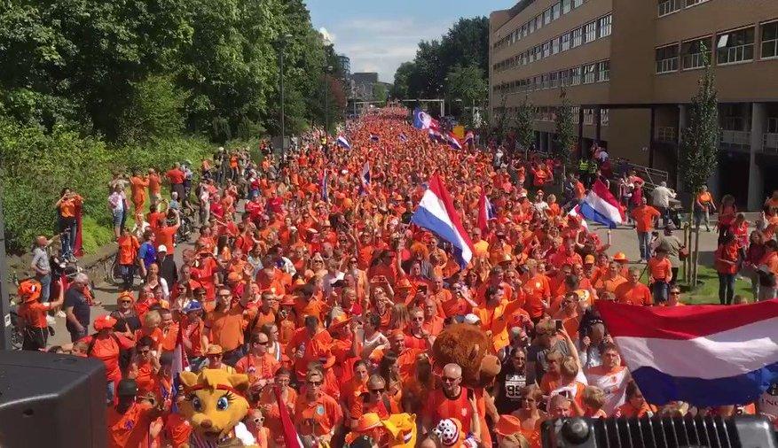 oranjeparade