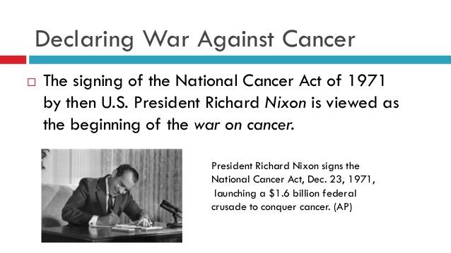 waroncancer